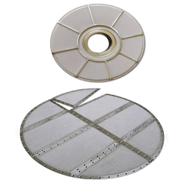 Polymer multilayer filter disc