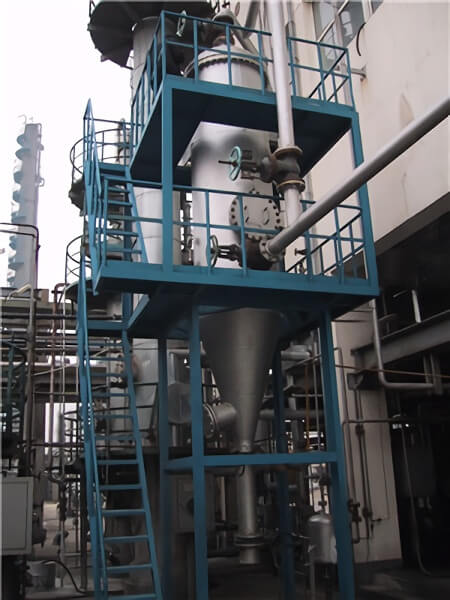 hot gas industrial dust collector
