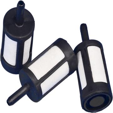 porous plastic filters