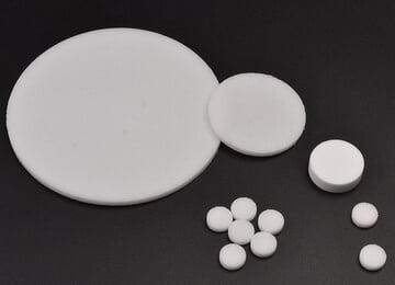 plastic porous