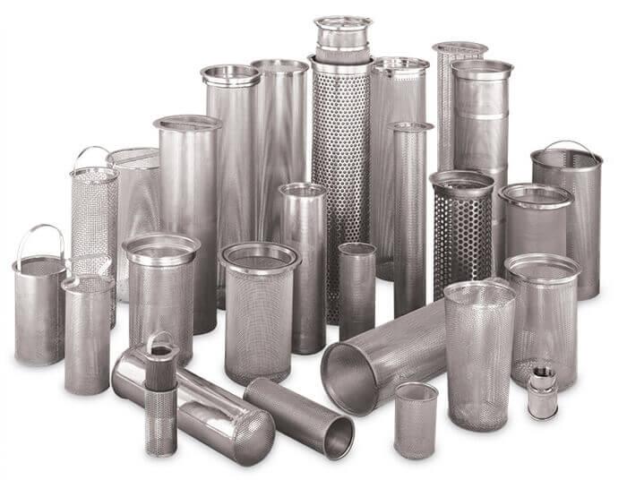 Stainless Steel Strainer Basket Filter