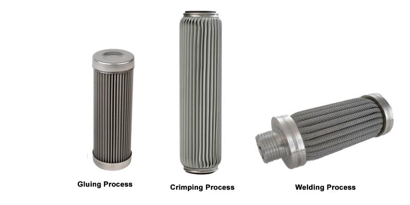 sintered mesh filter
