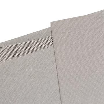stainless steel fiber felt