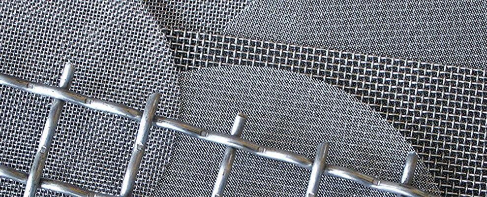 stainless woven wire mesh