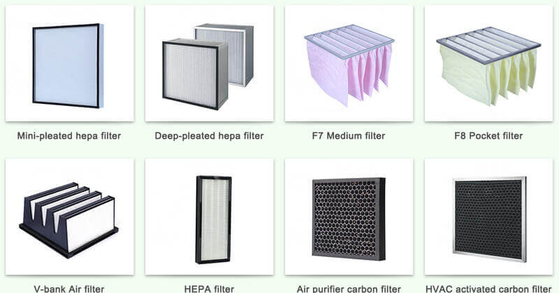 Manufacturing Air Filters