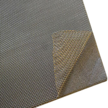 Perforated Metal Sintered filter plate