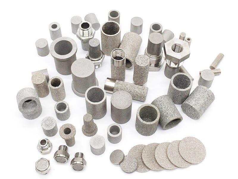 Sintered Metal Powder Filter Element